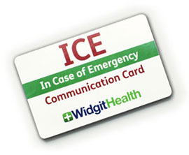 ICE communicationcards