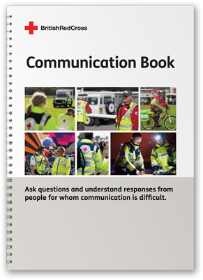 British Red Cross COmmunication Book